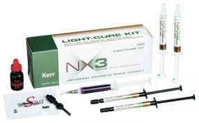 NX3™ Композитный цемент для постоянной <b>фиксации</b> | Kerr Dental