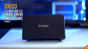 <b>ORICO 2.5 inch</b> USB3.0 <b>Hard Drive</b> Enclosure (2189U3) | Overview ...