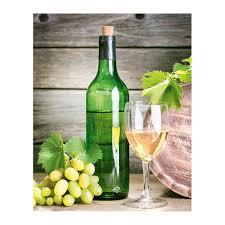 <b>Картина декобокс POSTERMARKET Вино</b> и виноград, 40х50см ...