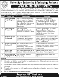 hardware design engineers job peshawar university of engineering hardware design engineers job peshawar university of engineering technology job senior hardware design engineer senior software developer