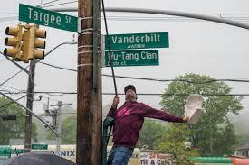 Photos: Staten Island corner officially renamed <b>Wu</b>-<b>Tang Clan</b> ...