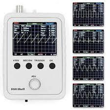 DSO150 <b>Oscilloscope</b> with <b>P6100 BNC</b> Standard <b>Probe</b> DIY set Full ...