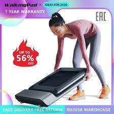 Home Use App Control Smart WalkingPad A1 <b>Fitness Walking</b> ...