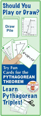 17 best ideas about pythagorean triple pythagoras multi match game cards 8g the pythagorean theorem and coordinates
