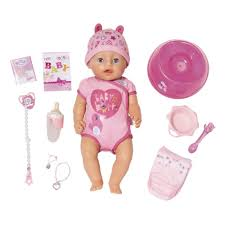 <b>Кукла Zapf Creation BABY</b> born 825-938 Интерактивная 43 см с ...