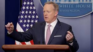 Image result for ANGRY SEAN SPICER IMAGES