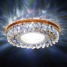 <b>S255</b> BR <b>Ambrella Light</b> LED <b>S255</b> BR зеркальный точечный ...