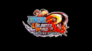ONE <b>PIECE</b>: Unlimited World Red - Deluxe Edition - Announcement ...