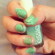 epic fail try jamberry nail wraps in mint instead no mess no dry beamsderfer bright green office