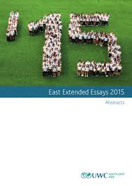 com east extended essays web by uwcsea issuu