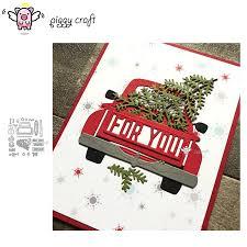 Piggy <b>Craft metal cutting dies cut die</b> mold <b>New</b> design Christmas ...