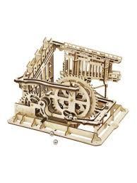 Деревянный конструктор с механизмом Сейф <b>DIY house</b> ...