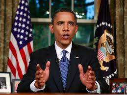 heres the last time obama gave an oval office address business insider barack obama oval office