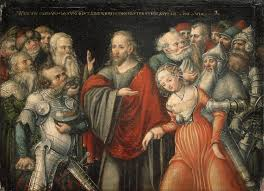 the reformation essay heilbrunn timeline of art history the christ and the adulteress
