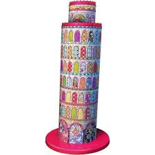 """<b>Пазл</b> 3D """"<b>Тула Мун</b> - Пизанская башня"""", 216 элементов – купить ..."""