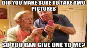 5 Funny Memes About The Elderly via Relatably.com