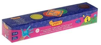 <b>JOVI Пальчиковые краски</b> 5 цветов х 35 мл (540) — купить по ...