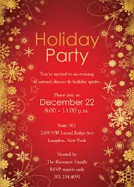 holiday party invitation template com holiday party invitation template for party invitations inspiration design 10
