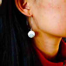 Donarsei 2019 New Fashion <b>Sea Shell</b> Dangle Earrings For Women ...