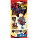 <b>Тату цветные Action</b>! <b>Spiderman</b> (арт. SM-AD06008)