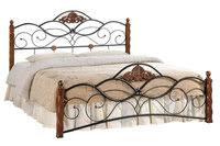 «<b>Кровать</b> кованая канцона (<b>canzona</b>) основание» — Мебель ...