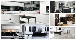 Black White Kitchen Designs Posts With Kitchen Designs Tag Top Dreamer