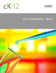 chemistry ck foundation ck 12 chemistry basic