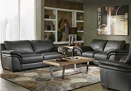 cindy crawford home cindy crawford and leather living rooms on pinterest black leather living room