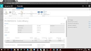 correct posted s invoice cloudfronts you will get below pop up once invoice has been posted click yes to open posted s invoice
