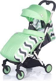 Купить <b>Коляска прогулочная BabyHit</b> Amber Plus, цвет: зеленый в ...