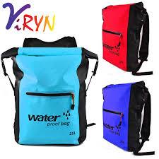 ViRYN <b>25L PVC</b> Waterproof <b>Outdoor</b> Dry Storage Bag Rafting ...
