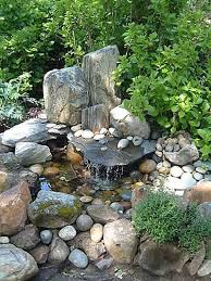 30 beautiful backyard ponds and water garden ideas backyard landscaping ideas rocks