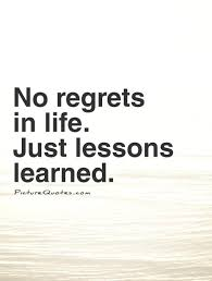 Lesson Learned Quotes & Sayings (8 Picture Quotes)