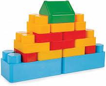 <b>Конструктор Pilsan Luxurious Super</b> Blocks №3 80 деталей в ...