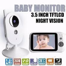 303A <b>3.5 Inch baby</b> monitor with camera mini <b>video baby</b> monitor ...