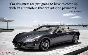 Car Quotes & Sayings Images : Page 8