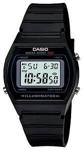 Наручные <b>часы CASIO W</b>-<b>202</b>-<b>1A</b> — купить по выгодной цене на ...