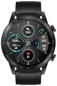 <b>Смарт</b>-<b>часы Honor</b> Magic <b>Watch</b> 2 с черным ремешком black ...