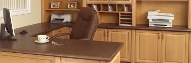 home office design from tailored living cabinet home office design