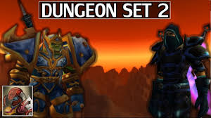 The Tier 0.5 Armor <b>Sets</b> [<b>1/2</b>] - Azeroth Arsenal Episode 7 - YouTube