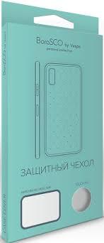 Чехол <b>BoraSCO</b> силиконовый <b>Xiaomi</b> Redmi 6A Прозрачный ...