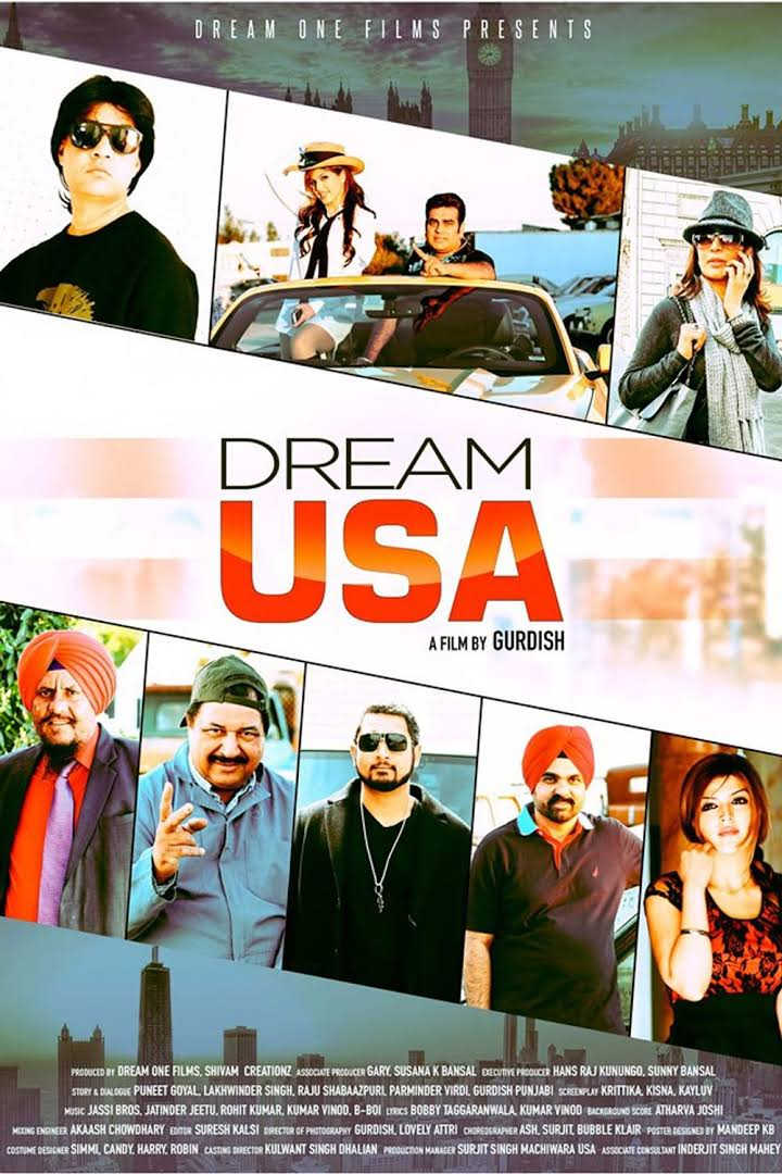 Dream USA (2019) Punjabi