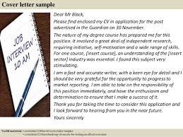 How To Write My Cover Letter   Cover Letter Templates SlideShare
