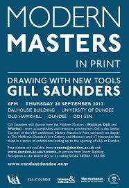 v and a at dundee cllr fraser macpherson page  modern masters in print drawing new tools