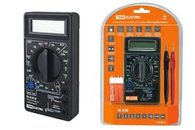 "<b>Мультиметр цифровой</b> ""МастерЭлектрик"" М-838В <b>TDM</b>"