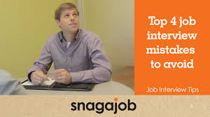 job interview tips part 10 top 4 job interview mistakes to job interview tips part 10 top 4 job interview mistakes to avoid