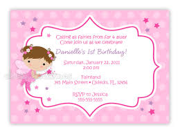 fairy birthday invitations net lil fairy princess birthday party invitation by cherishedtimes birthday invitations