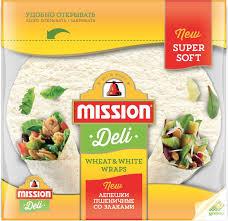 <b>Mission лепешки</b> оригинальные <b>пшеничные</b> со злаками, 250 г ...