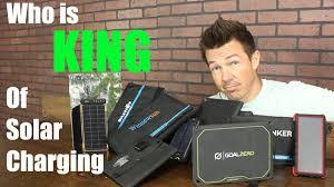 12 <b>Solar</b> Chargers Tested | <b>Solar</b> Chargers | <b>Solar Charging</b> | <b>Solar</b> ...