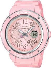 Наручные <b>часы Casio BGA</b>-<b>150KT</b>-4BER: купить в Москве и по ...